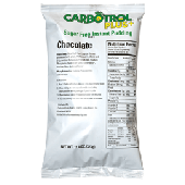 Carbotrol PLUS Chocolate Instant Pudding