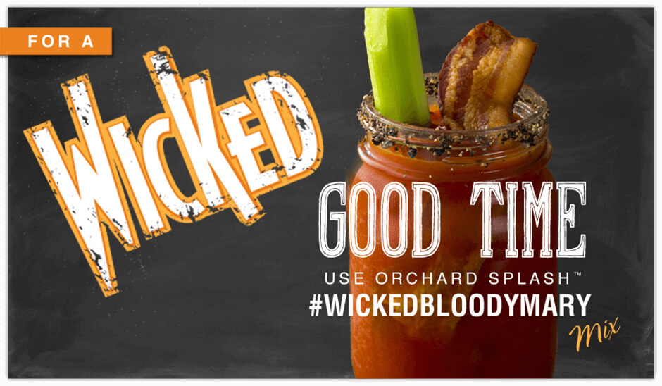 Wicked Bloody Mary