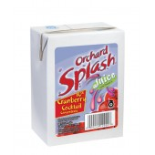25oz Orchard Splash 10% Cranberry Cocktail