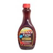 12 OZ. Dunn's Farm Sugar Free Maple Syrup