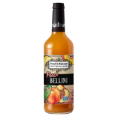 Powell & Mahoney Peach Bellini Mix - 750mL Bottle