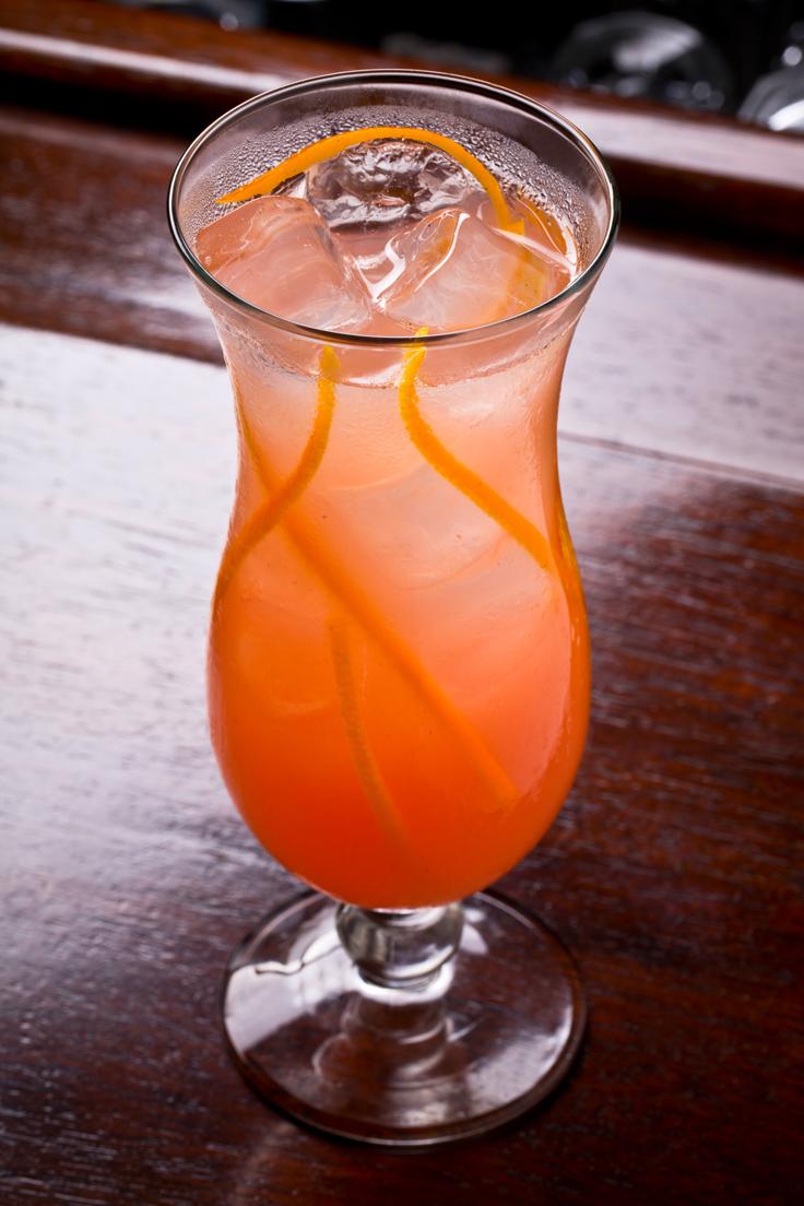 Strawberry Lemonade Marg